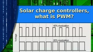 Electronics - Solar charge controllers and what is PWM?