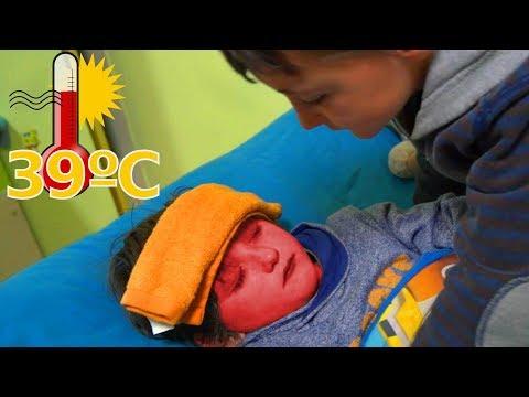 Marcos Se Pone Malito / Sick Song Children Songs & Nursery Rhymes 病気の歌 Kids Fer Y Marcos