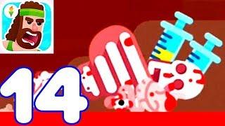 Video Bowmasters - Gameplay Walkthrough Part 14 - 10 Power Dueling (iOS) KIDS PLAY download MP3, 3GP, MP4, WEBM, AVI, FLV Maret 2018