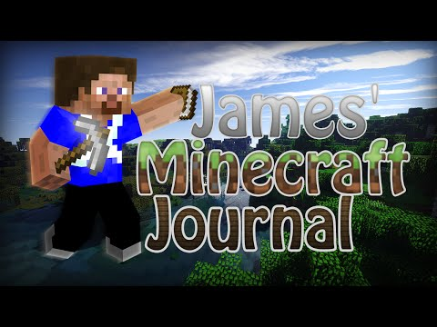 James' Minecraft Journal - Day 18: Automated Smelting