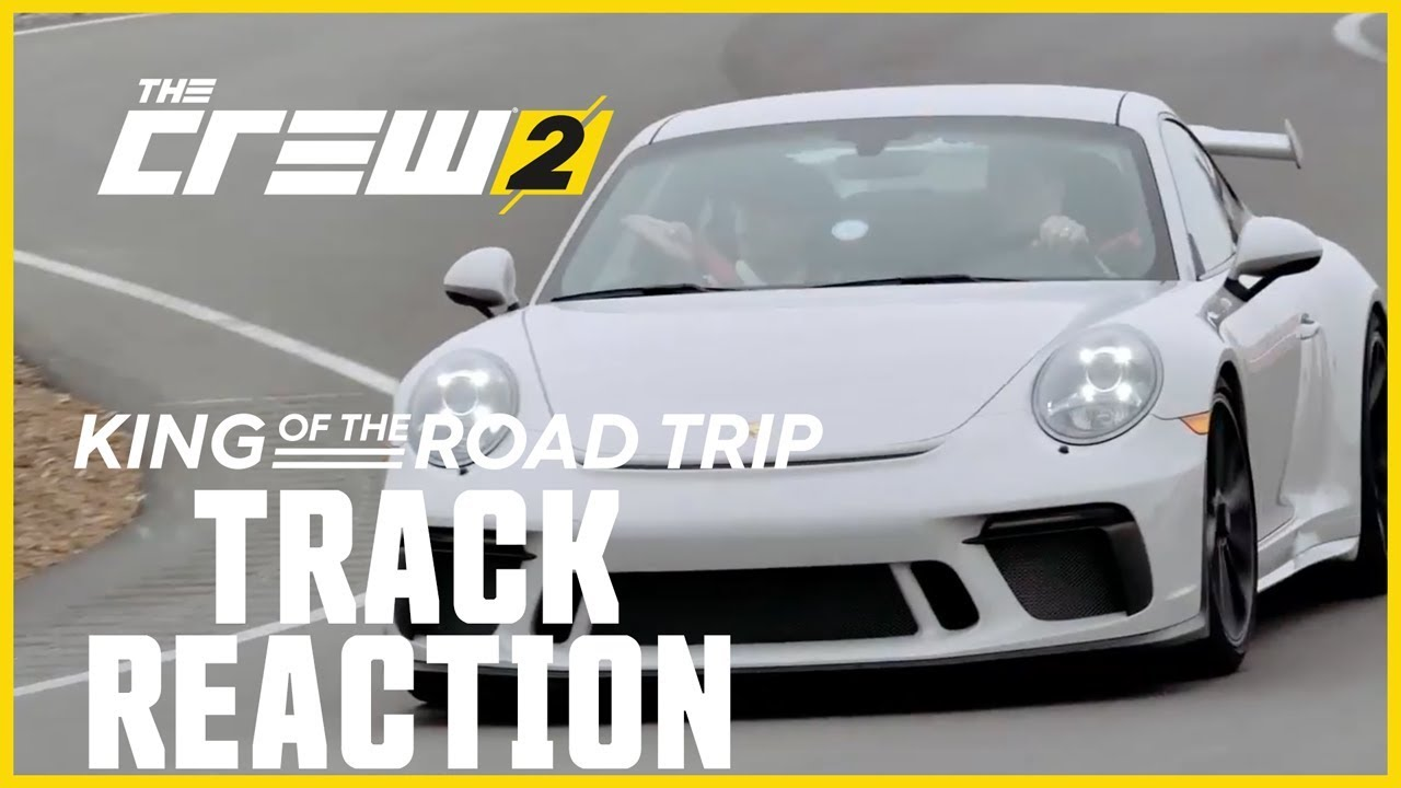 The Crew 2: LIVESTREAM - King of the Road Trip - TheSLAPTrain Track Reaction | Ubisoft [NA]