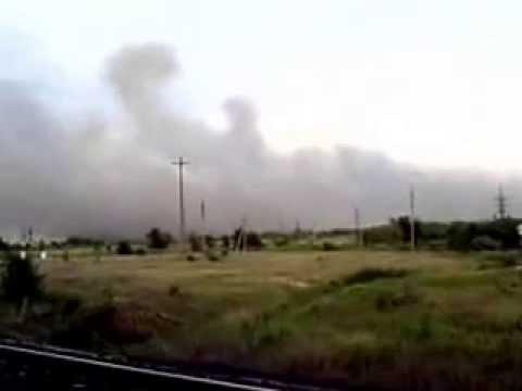 Взрыв в Чапаевске (Самарская область)