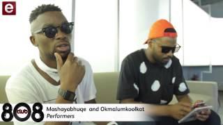 Mashayabhuqe  And Okmalumkoolkat To Perform On Club808