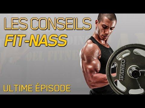 Les conseils FITNASS | Curl Biceps, Squat, Écarté couché, Pull Over...
