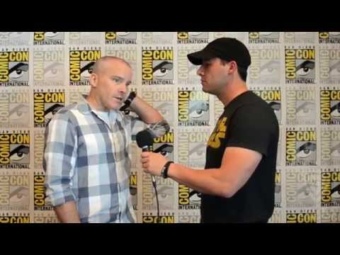 Roger Craig Smith - Batman Unlimited: Monster Mayhem - SDCC 2015