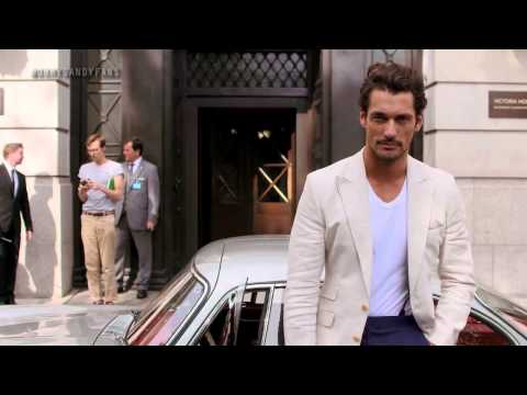 David Gandy en The Classic Car Show (Sneak Peek) | OhMyGandy!