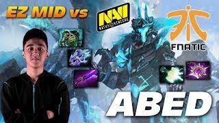 Abed [Fnatic vs NAVI] Dragon Knight Dota 2