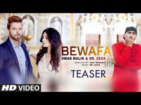 Bewafa - Official Music Video - Mack The Rapper - Siddharth Bhatt - Divya A.mp4