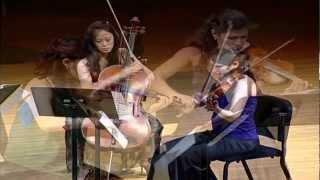 Barber String Quartet - I. Molto allegro e appassionato.mov