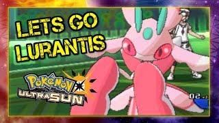 Pokemon Ultra Sun and Moon VGC 2019 Sun Series Battle - Lets Go Lurantis