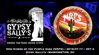 2015-07-17 New Riders of the Purple Sage (NRPS) (Set 2) @ Gypsy Sally