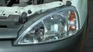 Corsa C Combo Valeo Scheinwerfer Stellmotor wechseln
