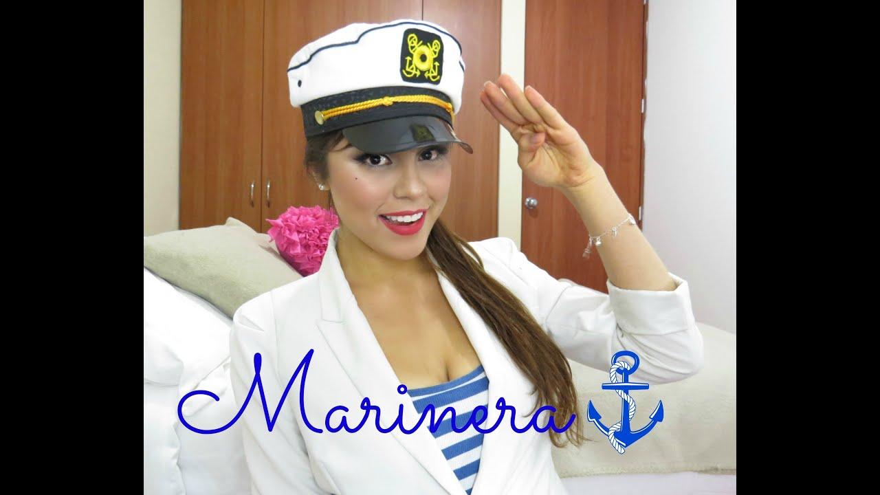 Disfraz de marinera youtube - Disfraz de marinero casero ...
