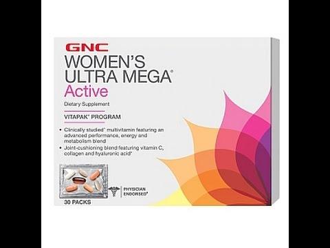gnc womens ultra mega energy and metabolism para que sirve