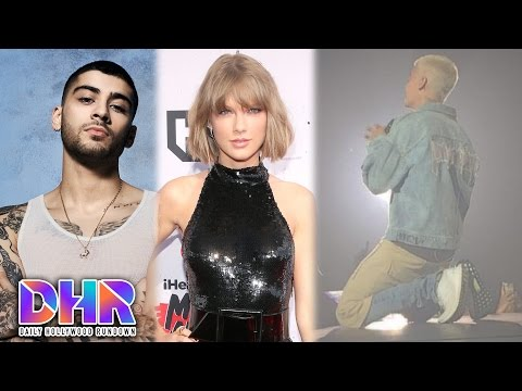 Taylor Swift Compliments Zayn - Justin...