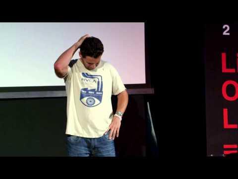 Wanting Something Different: Charley Johnson at TEDxMalibu