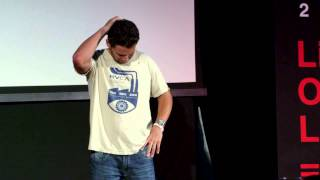 Wanting Something Different: Charley Johnson at TEDxMalibu