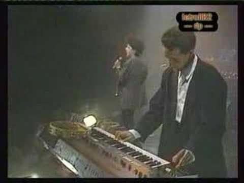 indochine 3 nuits par semaine en live FR3 novembre 1986