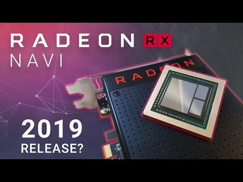AMD Navi Gives GTX 1080 Performance for $250?!