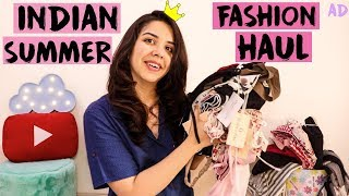 ₹20,000 Summer Shopping Challenge?!  Latest Fashion Trends In India 2018 | #Helihauls