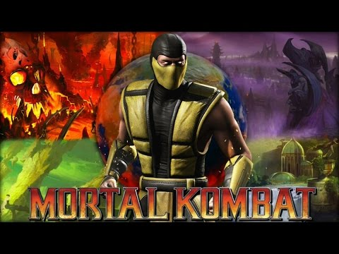 Beyond a Fighting Game: Unmasking the Origins of Mortal