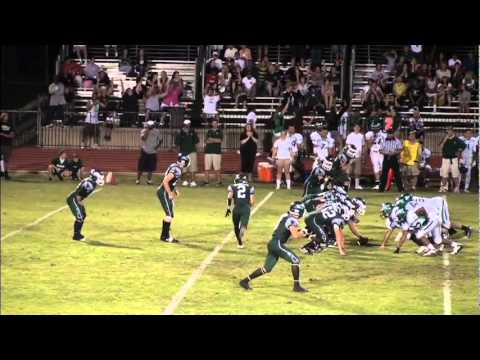 Austin Young QB Senior Season Colfax High School, California