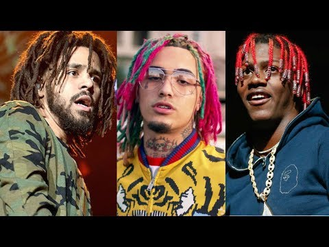 Lil Pump Reacts to J Cole Dissing Him on KOD 1985 but was it at Lil Yachty ?