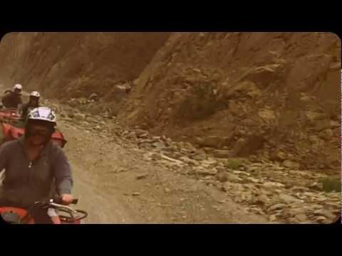 ATV in Taba