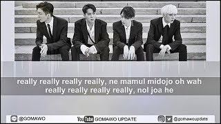 [Karaoke/Instrumental] WINNER - REALLY REALLY by GOMAWO [Indo Sub]