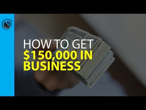 Periscope...How to Get $150,000 in Business Financing Even a