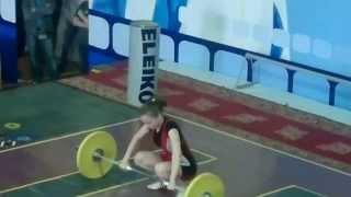Тяжелая атлетика-