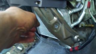 Заміна радіатора грубки Тойота Ипсум