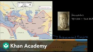 Beginning of the Greco Persian Wars   World History   Khan Academy