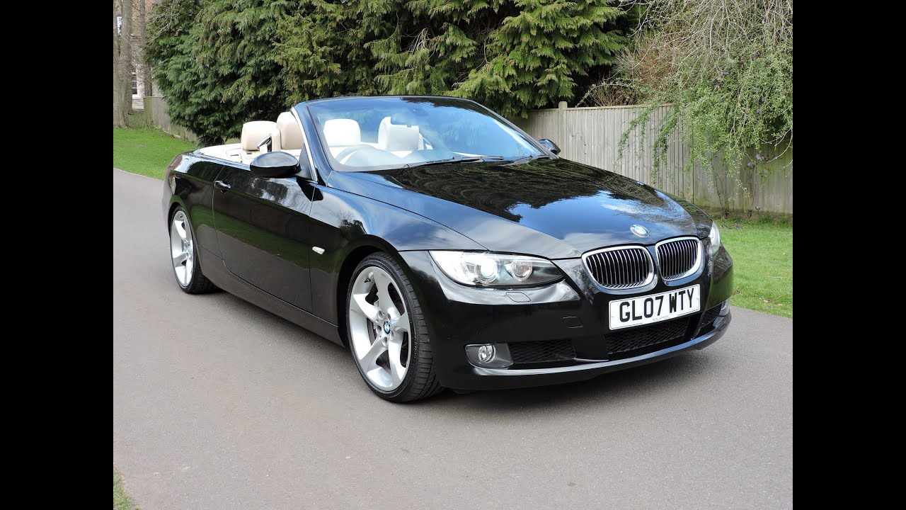 bmw 330d convertible review 2010. Black Bedroom Furniture Sets. Home Design Ideas