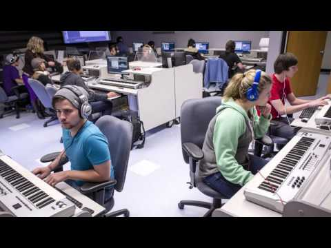 Music Technology // Kent State University at Stark