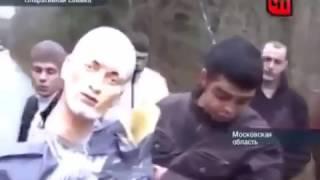 Узбек задушил женщину, а ребёнка взял за ноги и ударил головой о дерево  2012 г
