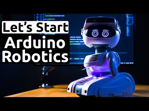 Robotics Tutorial for Beginners | How to make an Arduino Robot 🤖 ?