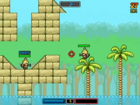 Mobi Army -- Game di động trực tuyến cho thị trường Việt - Game mobile - GameK.vn.flv