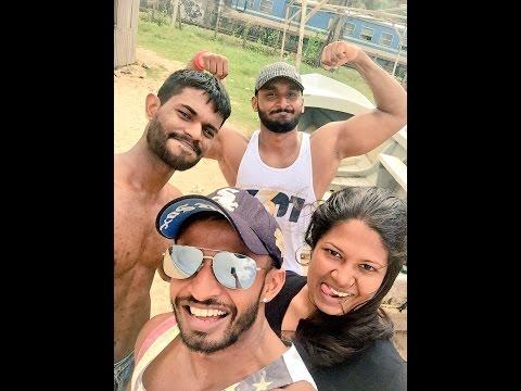 Barcholics Sri Lanka Beach Workout Session @ Mount Lavinia  04 10 15