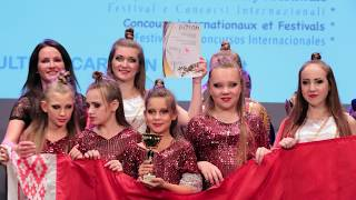Танцы с бронзовым отливом – победа артистов  студии эстрадного танца «Дежа Вю»