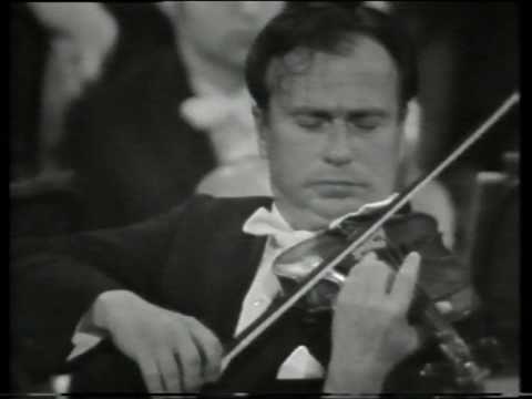 Henryk Szeryng,Czech Phil.,Brahms Concerto 1(2/2)Live Prague Spring