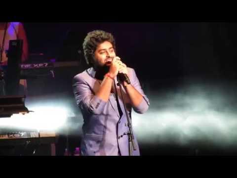 Arijit Singh - Live - Tum Hi Ho - Shraddha Kapoor And Aditya Roy Kapoor