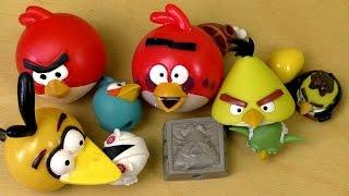 Angry Birds MASH