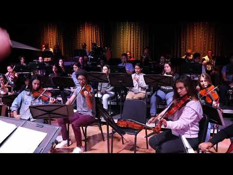 Miami Arts Charter School Symphony Orchestra plays the Russian Sailor's Dance