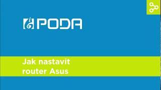 Jak nastavit router Asus