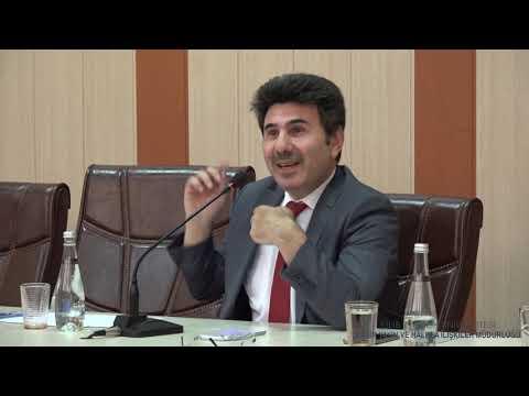 """PANEL """"AKADEMİSYEN OLMAK"""" Prof. Dr. Mustafa Doğan KARACOŞKUN 25.09.2018"""