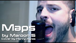 Maroon 5 - Maps (Henry Ayres Cover)