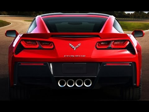 New 2014 Corvette C7 Stingray 450hp With Available 7