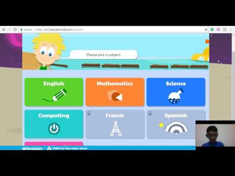 Explainer Video - Education City