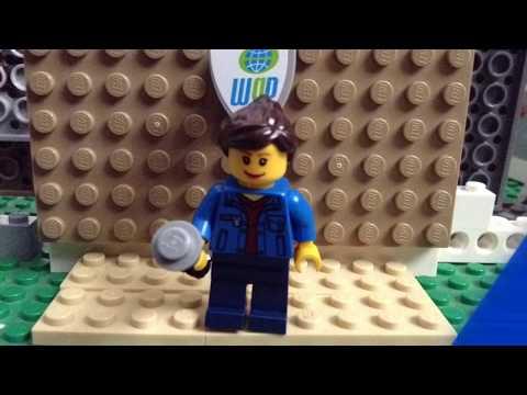 Lego Ninja Warrior